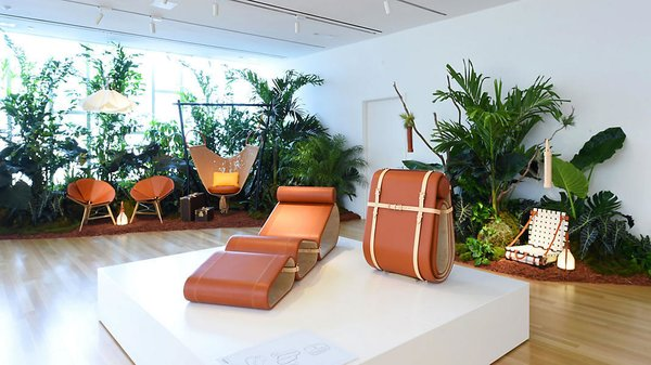 Marcel Wanders Launches Lounge Chair for Louis Vuitton - Photo 2 of 3 -