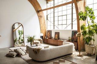 Peek Inside Designer Sally Breer's Painfully Cool Los Angeles Loft