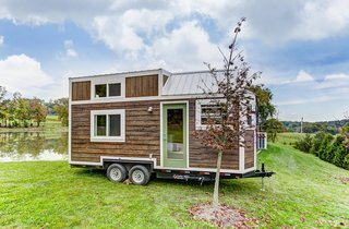This Tiny House Makes 240-Square-Foot Living Look Easy