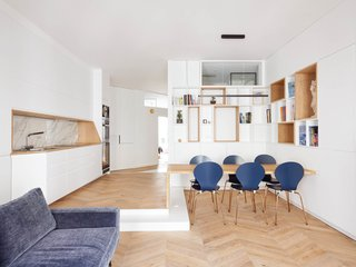 Budget Breakdown: A Muddled Parisian Pad Gets a Sleek Makeover for $117K