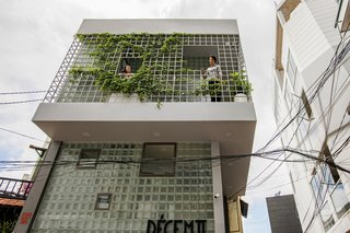 This Vietnamese Micro Home Is as Practical as It Is Radiant