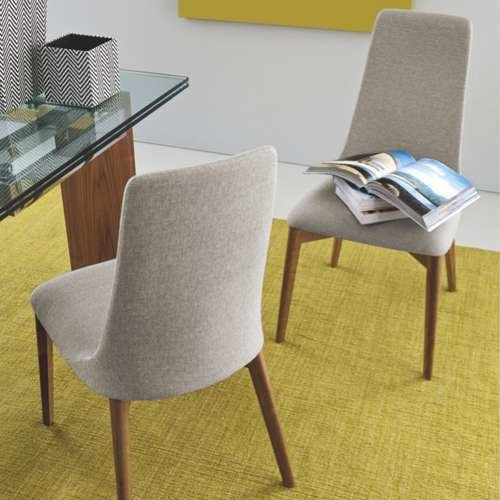 Etoile Chair, Wood from Calligaris