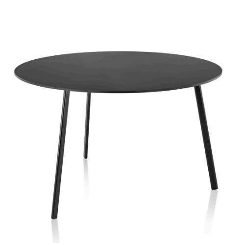 Magis Striped Tavolo Table Round from Magis