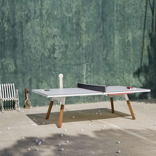 You and Me Ping Pong Table from RS Barcelona