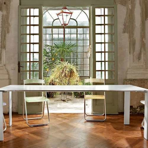 Four Table, Laminate from Kartell