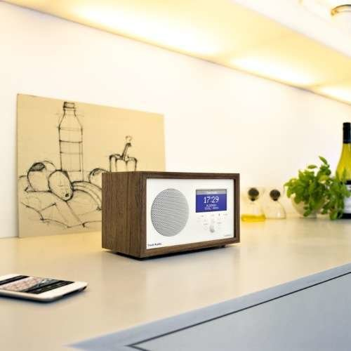 Albergo Optional Decorative Wood Cabinet Kit from Tivoli Audio