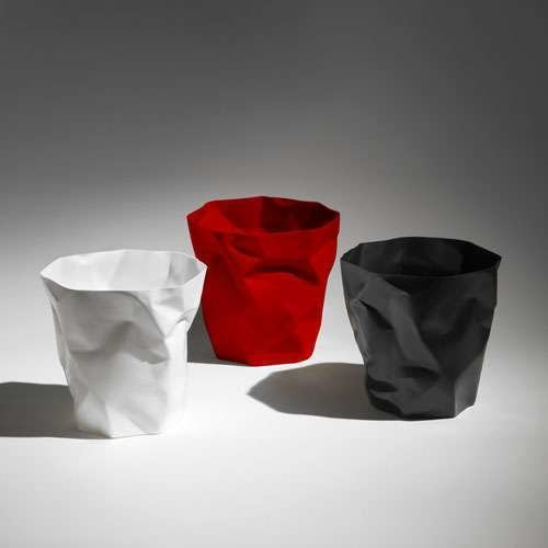 """Bin Bin"" Waste Paper Baskets from Essey"