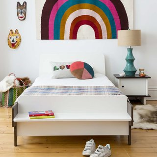 River Twin Bed from Oeuf