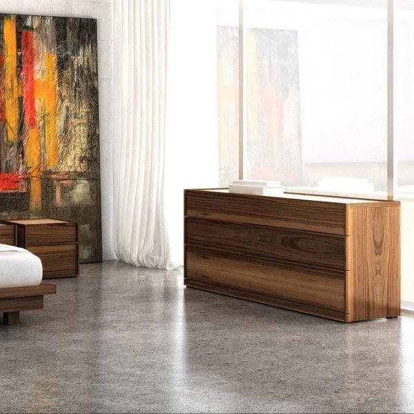 SWAN 6 Drawer Dresser from Huppe