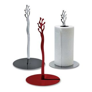 Mediterraneo Paper Towel Holder from Alessi