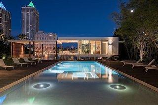 Le Corbusier-Inspired Miami Beach Retreat Asks $19.9M