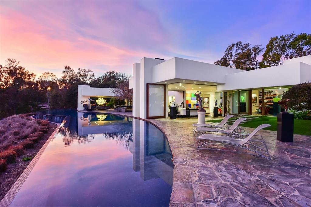 Wallace Cunningham Masterpiece In California Asks 7 8m
