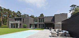 Prestigious Modern Villa in Belgium Asks $6.8M