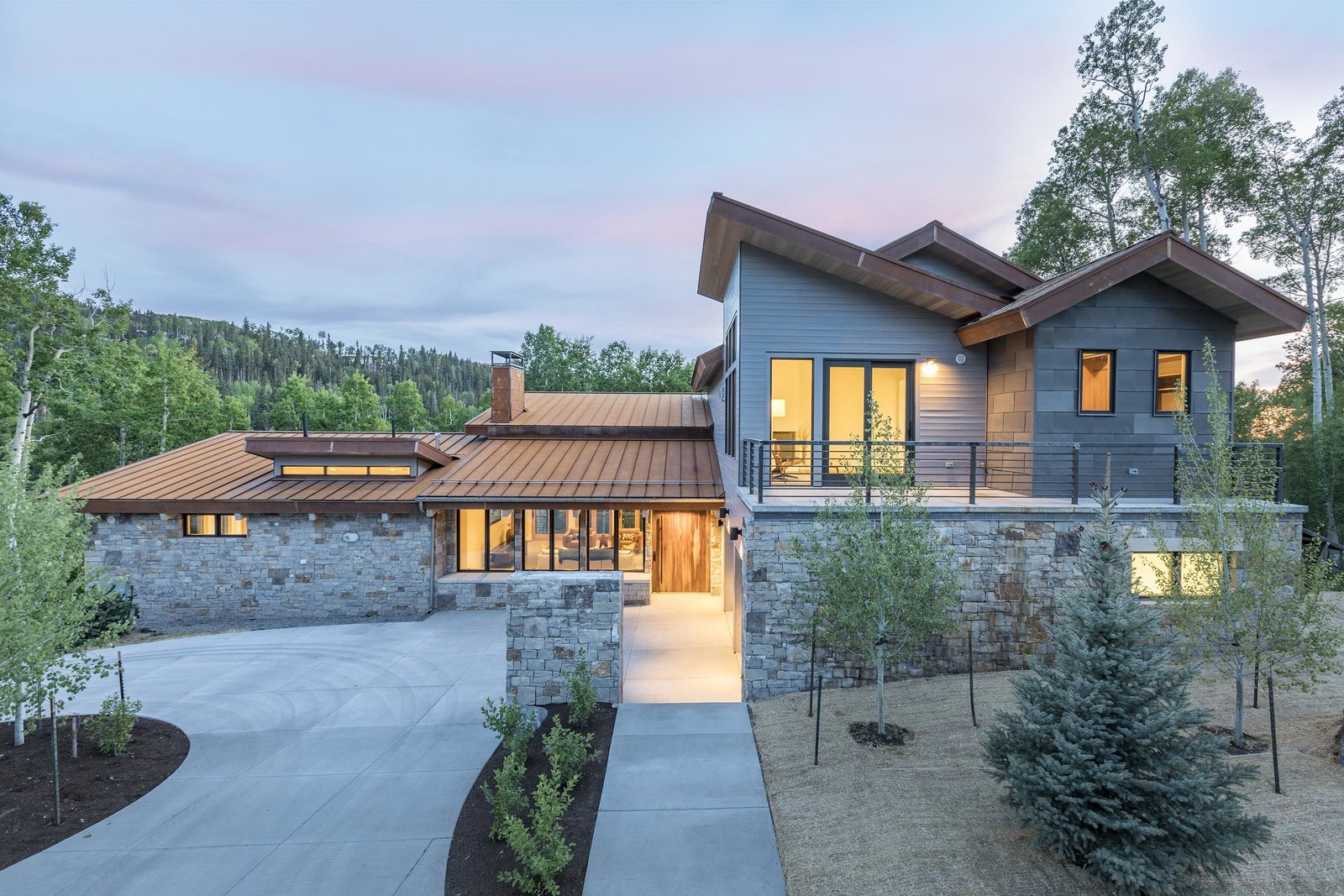 A Gleaming Residence in Colorado Asks $4.99M