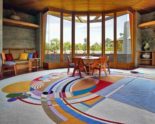 Frank Lloyd Wright Home In Arizona Asks