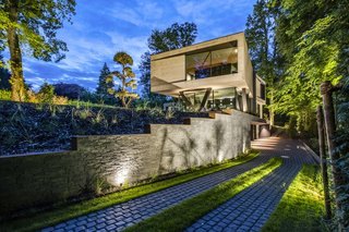 A Sculptural Abode in Germany Asks $3.59M