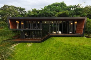 A Harmonious Forest Residence in Costa Rica Asks $1.05M