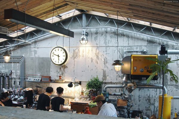 Taipei's coffee culture rivals that of the Pacific Northwest. At Ruins a  Photo 11 of 14 in Visit 12 Design-Centric Stops in the Asian Metropolis of Taipei