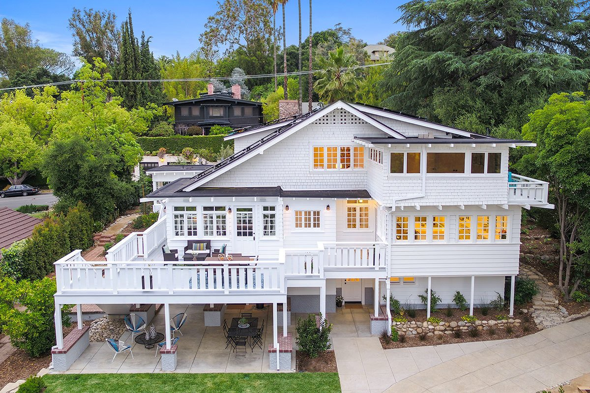 Photo 1 of 11 in With an Architectural Pedigree and Green Certification, This Pasadena Home Just Listed For $3.6M
