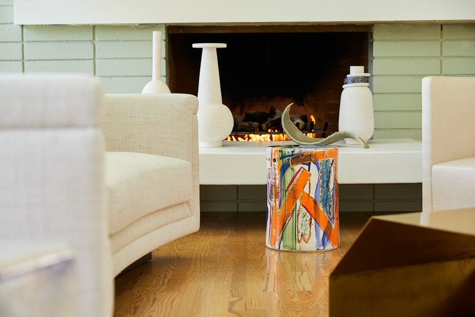 Photo 10 of 10 in Casa Perfect Debuts Reinaldo Sanguino's Vibrant Ceramics Inspired by '90s Graffiti Culture