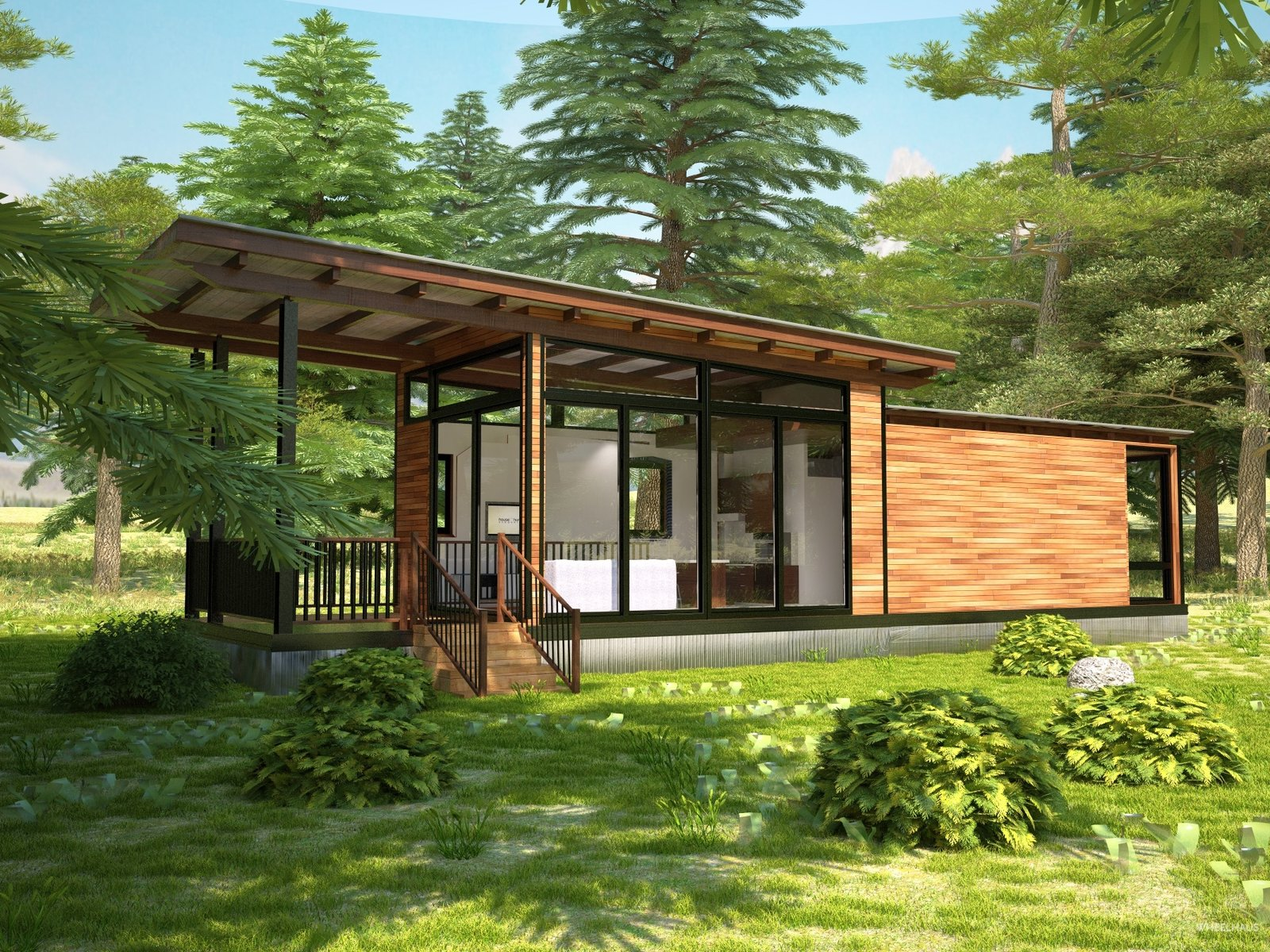 The Lookout  Photo 9 of 10 in These Customizable Modular Homes Can Make Your Tiny House Dreams Come True