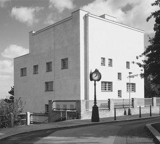 Adolf Loos: Villa Müller in Prague, Czech Republic, 1930