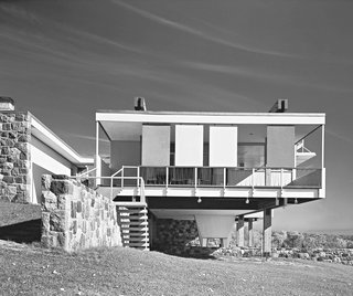 Marcel Breuer: Starkey House in Duluth, Minnesota, 1955