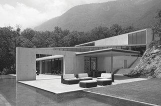 Tadao Andao: House in Monterrey in Monterrey, Mexico, 2011