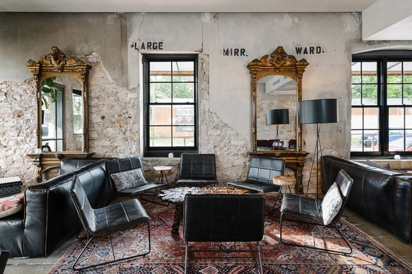 A New Experiential Hostel in Austin Offers Unique Lodging in a Restored Railway Hotel - Photo 3 of 16 -