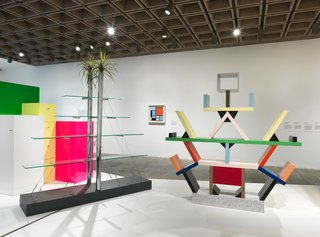 An Exhibit on Italian Designer Ettore Sottsass Highlights His Colorful Work and Rebellious Ways - Photo 12 of 15 -