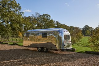 "The ""tiny home movement"" is now in full force and Airstreams have attracted a cult following."