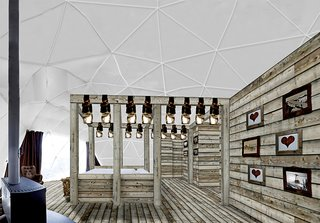 "The ""Swiss Pod Suite"" will combine design and authenticity to give guests a full-on Swiss experience."