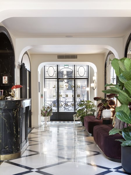 Tour a Charming Parisian Hotel That Just Got an Amazing Makeover - Photo 1 of 18 -