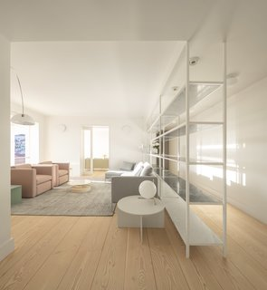 A Luminous Renovation in Portugal Creates a Bright and Airy Apartment - Photo 2 of 15 -