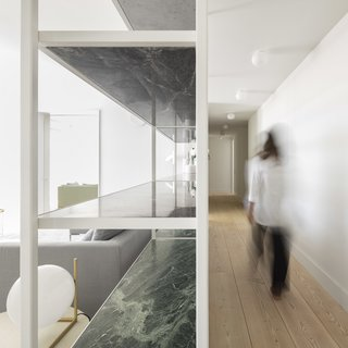 A Luminous Renovation in Portugal Creates a Bright and Airy Apartment - Photo 4 of 15 -