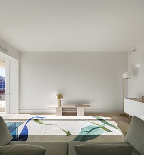 A Luminous Renovation in Portugal Creates a Bright and Airy Apartment - Photo 11 of 15 -