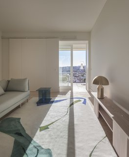 A Luminous Renovation in Portugal Creates a Bright and Airy Apartment - Photo 12 of 15 -