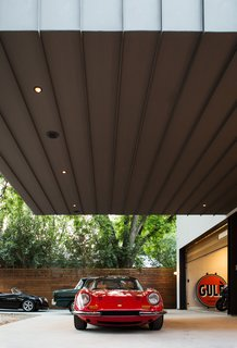 This Austin Home Was Designed to Showcase a Vintage Car Collection - Photo 5 of 20 -