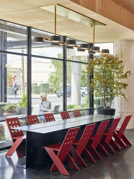 The Ace Hotel's Newest Location Embraces Chicago's Design History - Photo 7 of 20 -