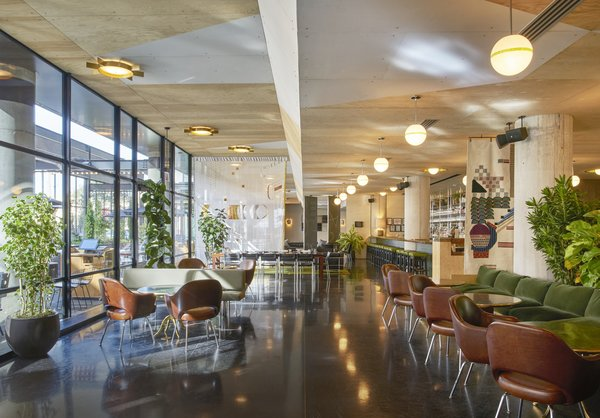 The Ace Hotel's Newest Location Embraces Chicago's Design History - Photo 8 of 20 -