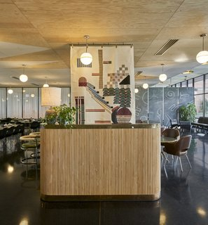 The Ace Hotel's Newest Location Embraces Chicago's Design History - Photo 2 of 20 -
