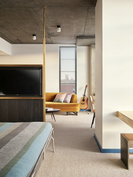 The Ace Hotel's Newest Location Embraces Chicago's Design History - Photo 15 of 20 -