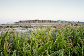 A Beautiful Spanish Hotel Inspired by Its Unusual Landscape - Photo 1 of 19 -