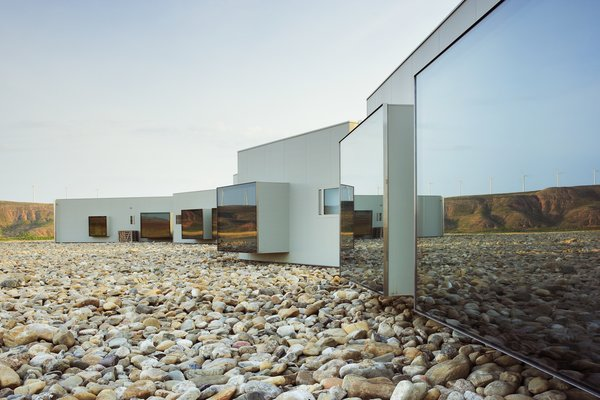 A Beautiful Spanish Hotel Inspired by Its Unusual Landscape