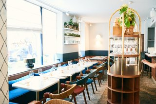 A New Israeli Eatery in Paris Serves Up Mediterranean Style - Photo 6 of 9 -
