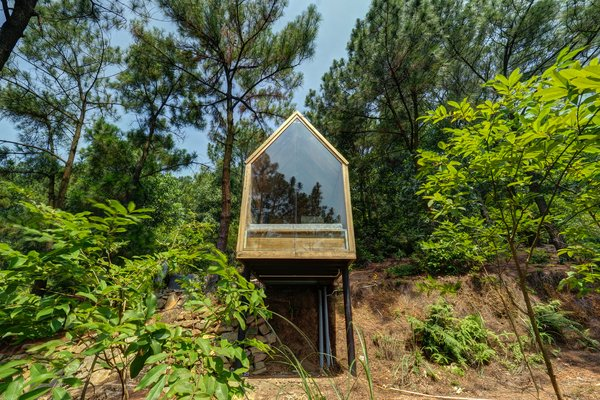 This Minimalist Cabin in Vietnam Is the Perfect Forest Escape - Photo 3 of 14 -