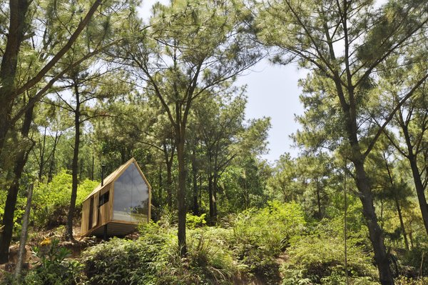 This Minimalist Cabin in Vietnam Is the Perfect Forest Escape