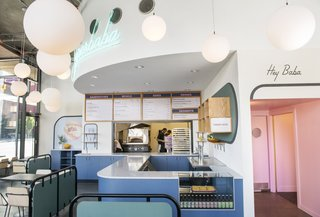 Fun, Cheeky Interiors Give This Middle Eastern Eatery a Modern Edge - Photo 7 of 14 -
