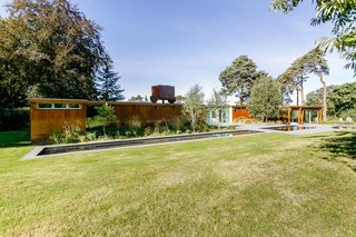 A Modernist Time Capsule by Erno Goldfinger Asks $4M - Photo 1 of 19 -