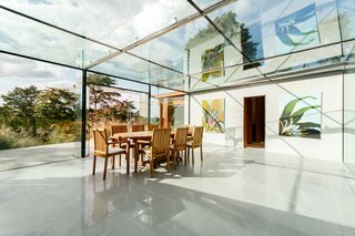 A Modernist Time Capsule by Erno Goldfinger Asks $4M - Photo 8 of 19 -